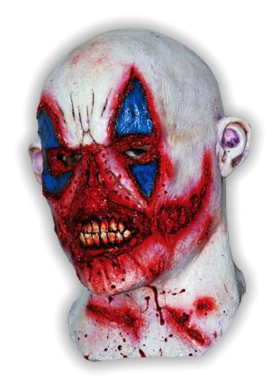 masque zombie clown